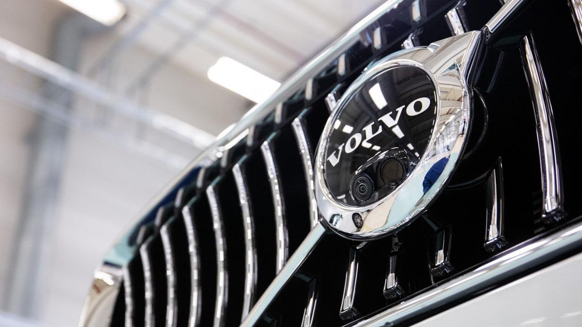 Volvo 與 Luminar 合作,研發新一代自駕車 LiDAR 感應技術