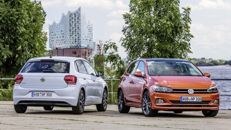 2020 年式 Volkswagen Polo 全車系標配 ACC,76.8 萬起開賣