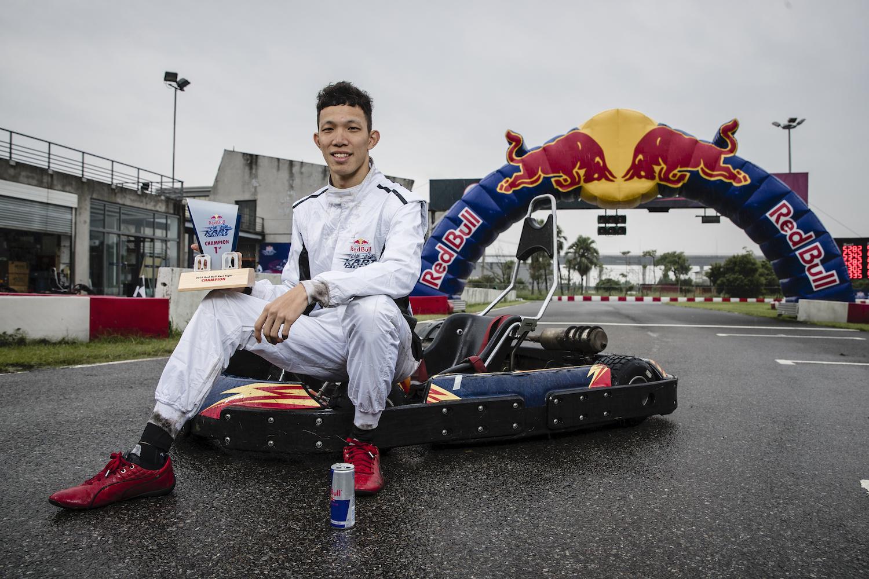 2019 Red Bull Kart Fight 冠軍出爐,明年將乘坐 F1 賽車
