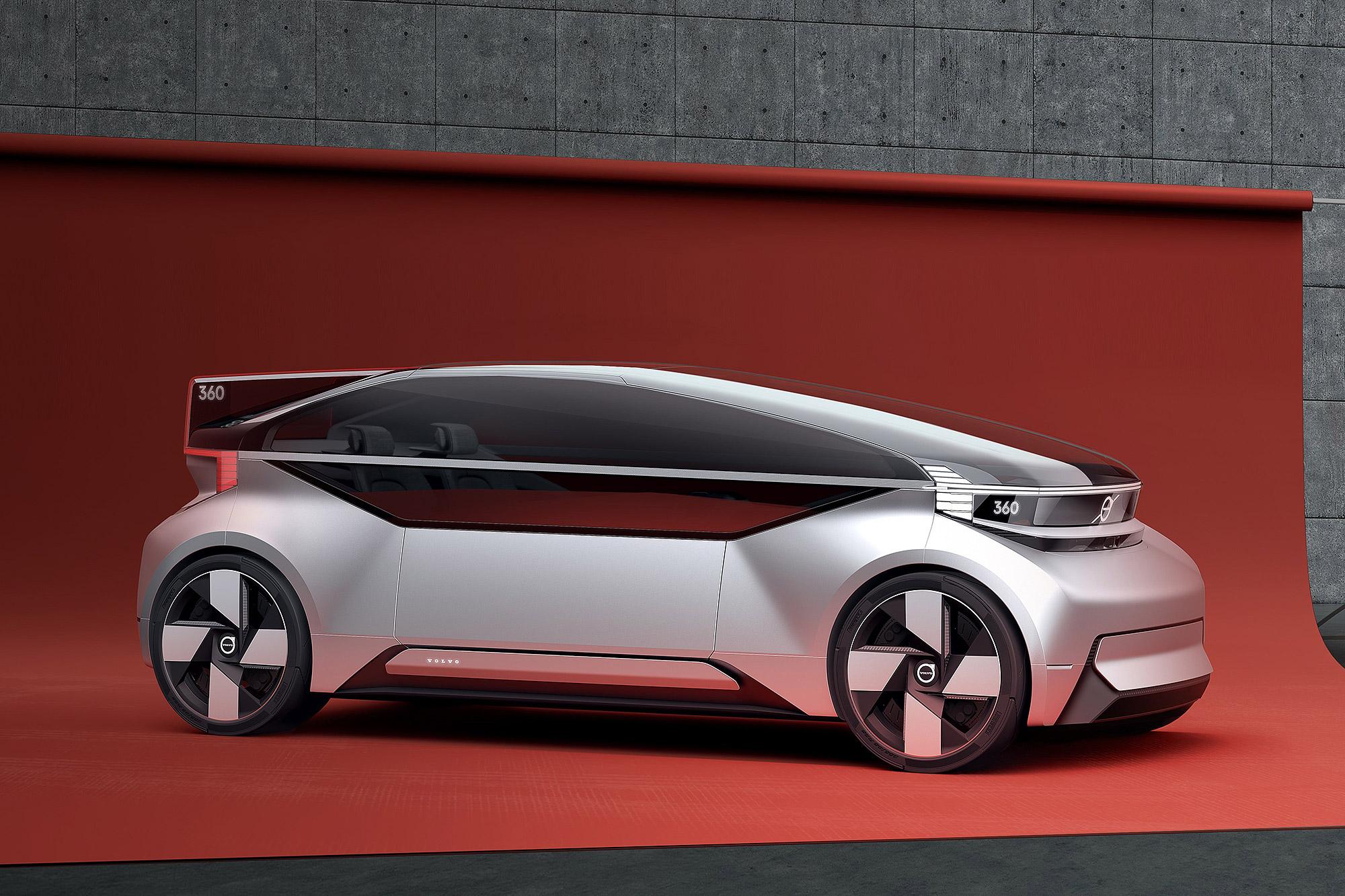 Volvo 長期的目標在於 2040 年時,每一款產品生命週期的碳排放量可以減少 40% 。