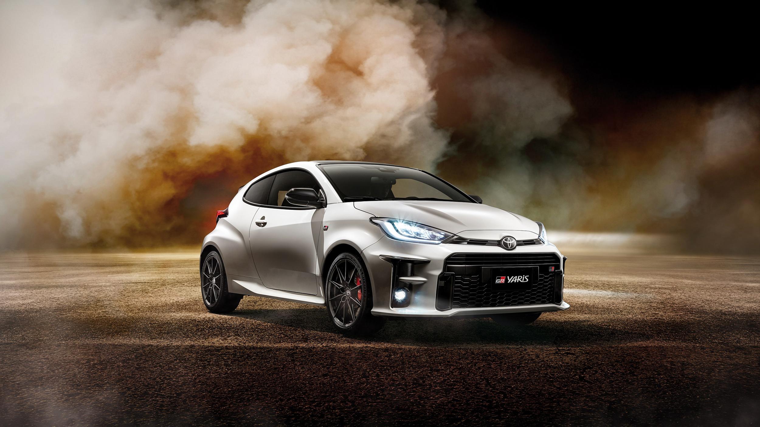 179 萬正式發表!Toyota GR Yaris 首批 80 輛登台