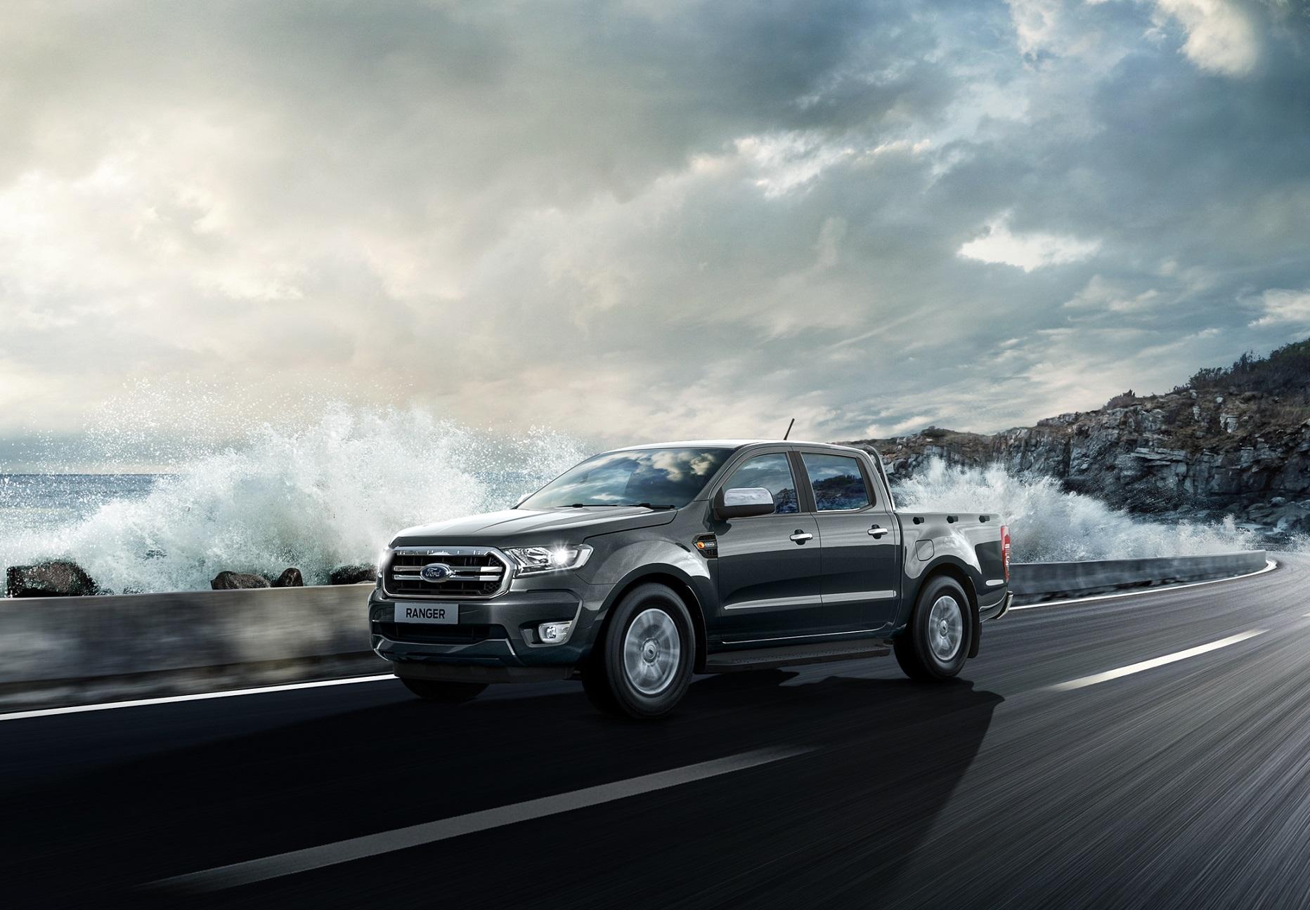 21 年式 Ford Ranger 全能型舊換新優惠價 114.8 萬。