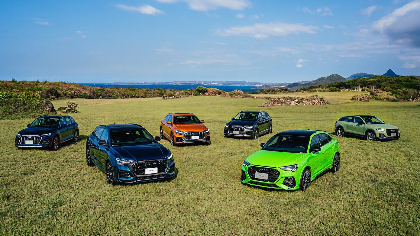 Audi Q2 新增三車型 149 萬起,e-tron S、e-tron GT 接續抵台!