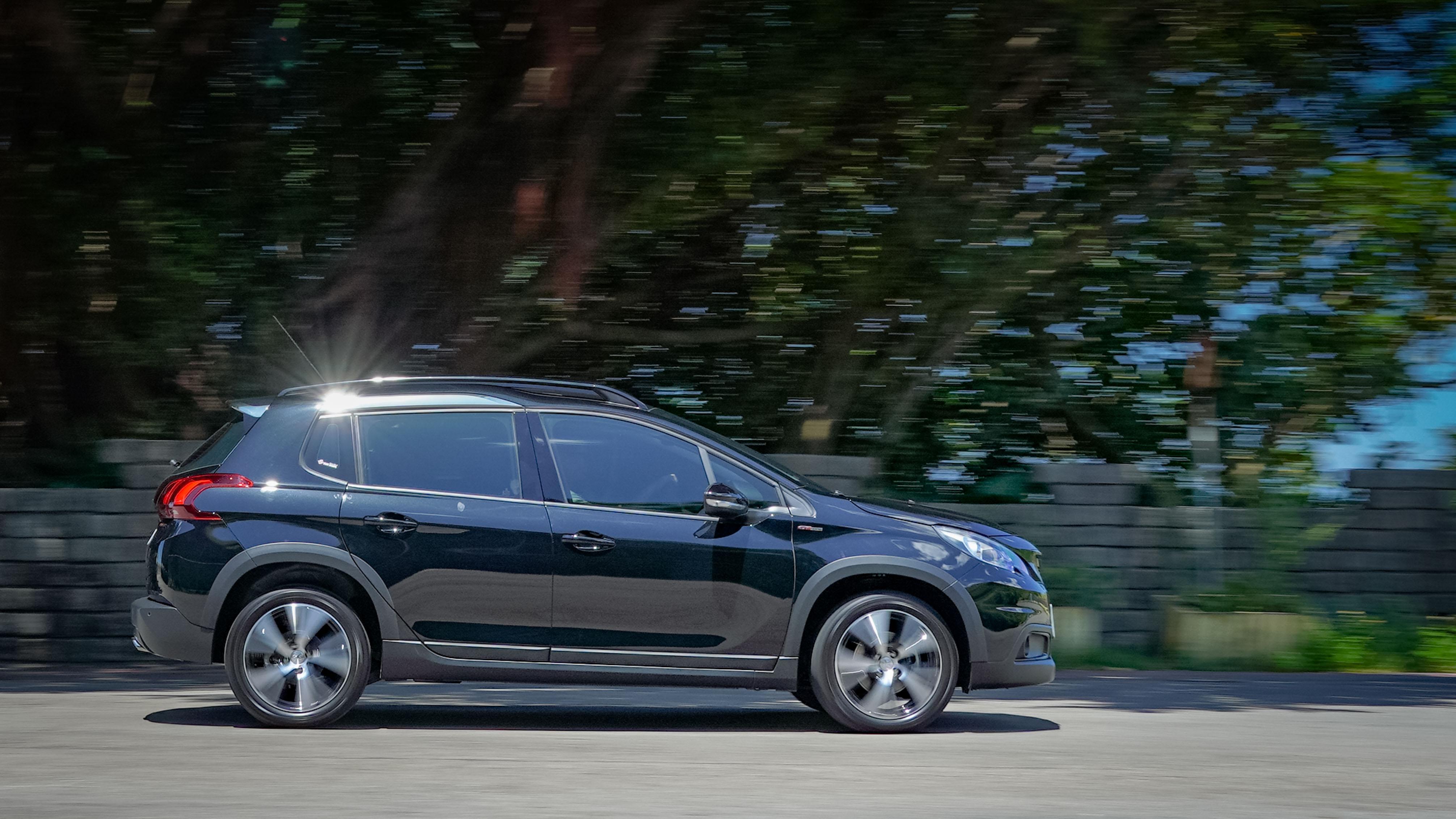 ▲ 是美好黃昏也是序曲,Peugeot 2008 特仕版