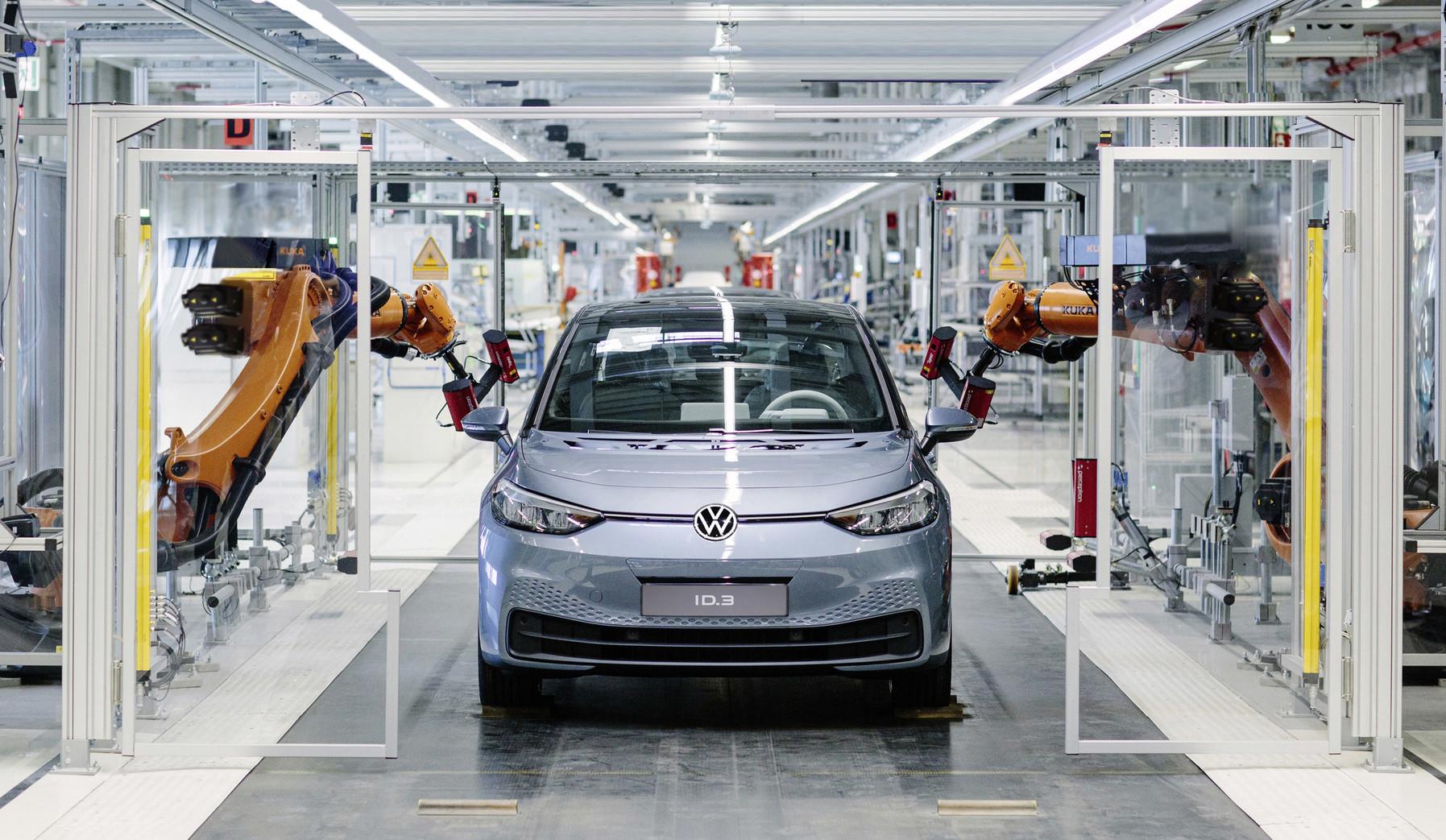 Volkswagen 加速佈局純電未來,靠 ID. 家族創造碳中和製程