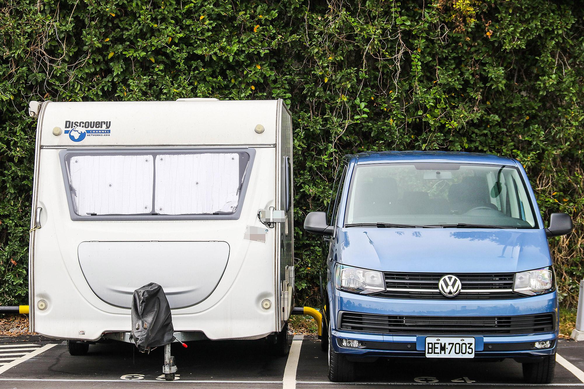 享受開車露營不一定只有負擔較高的露營車選擇。