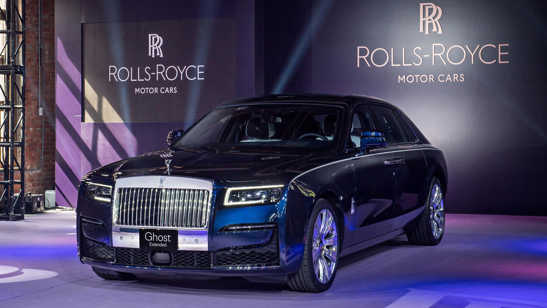 全新 Rolls-Royce Ghost 1,935 萬起登場,全車系價格同步公開
