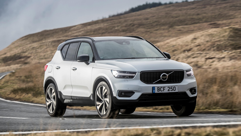 Volvo XC40 獲《What Car?》與《Autotrader》最佳年度休旅與最佳新車