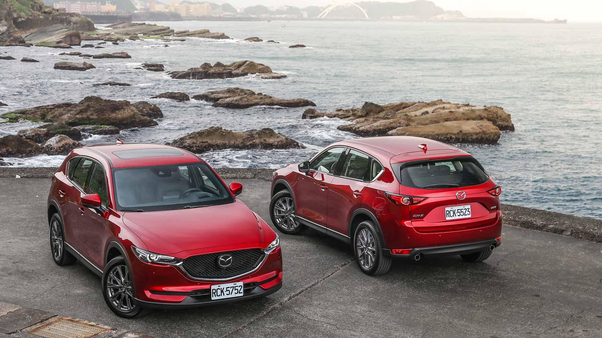 知心好友,Mazda CX-5捎來溫暖的問候