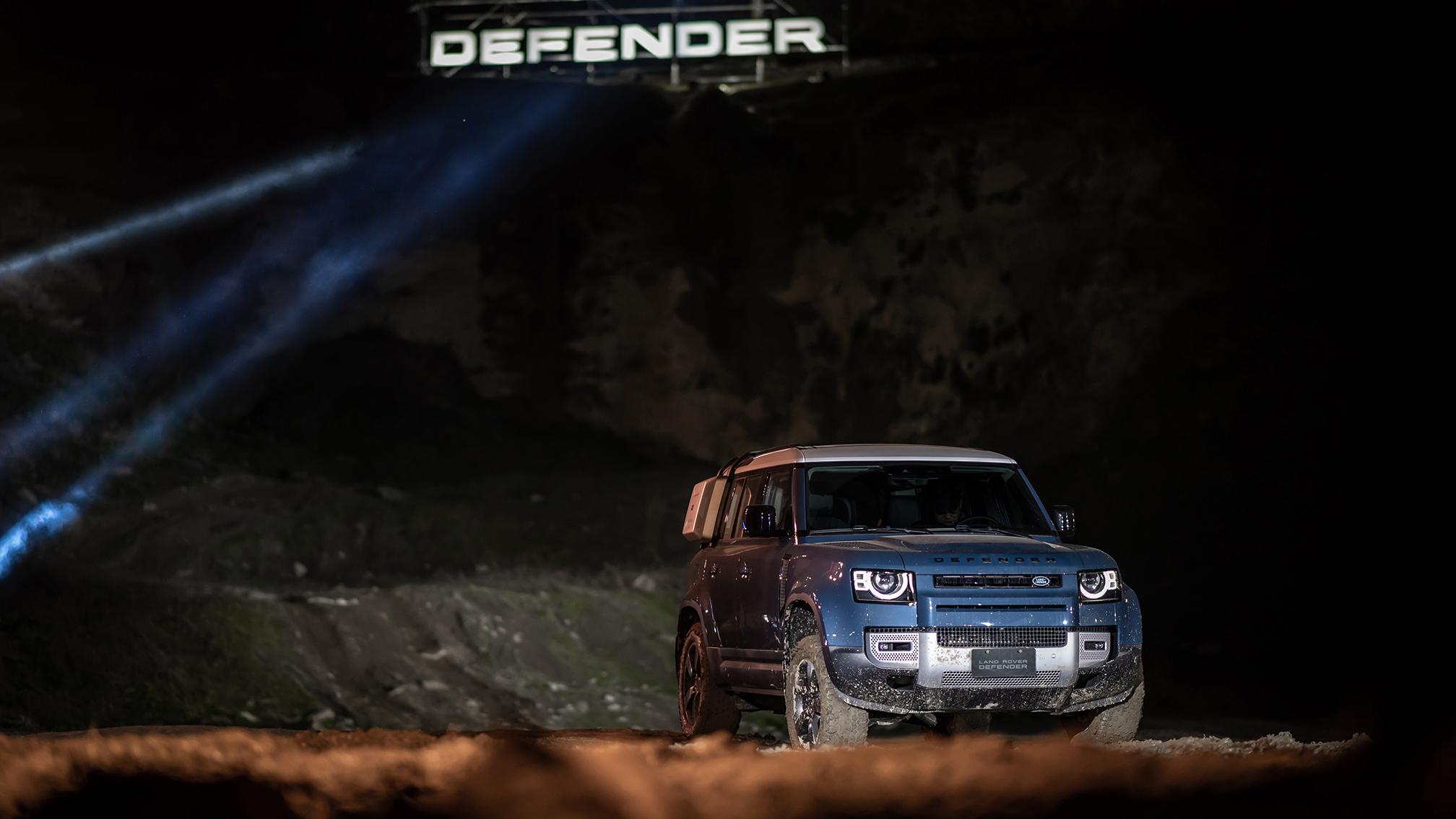 征服全地形 267 萬就夠,全新 Land Rover Defender 110 雙動力、四款套件正式登台