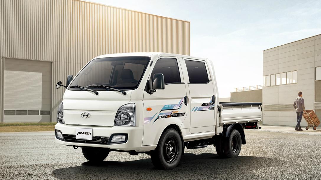 頭家新寵!Hyundai 推全新 Porter 雙廂車型 84.8 萬元起