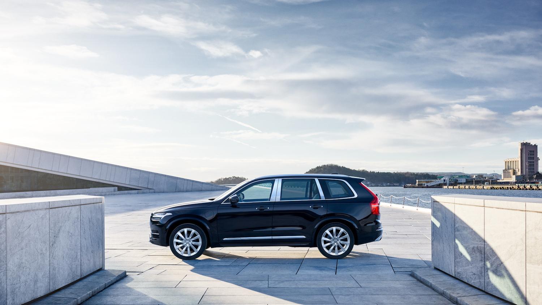 Bowers & Wilkins 原音呈現,Volvo XC90 T8 Excellence 擔當金曲獎迎賓車