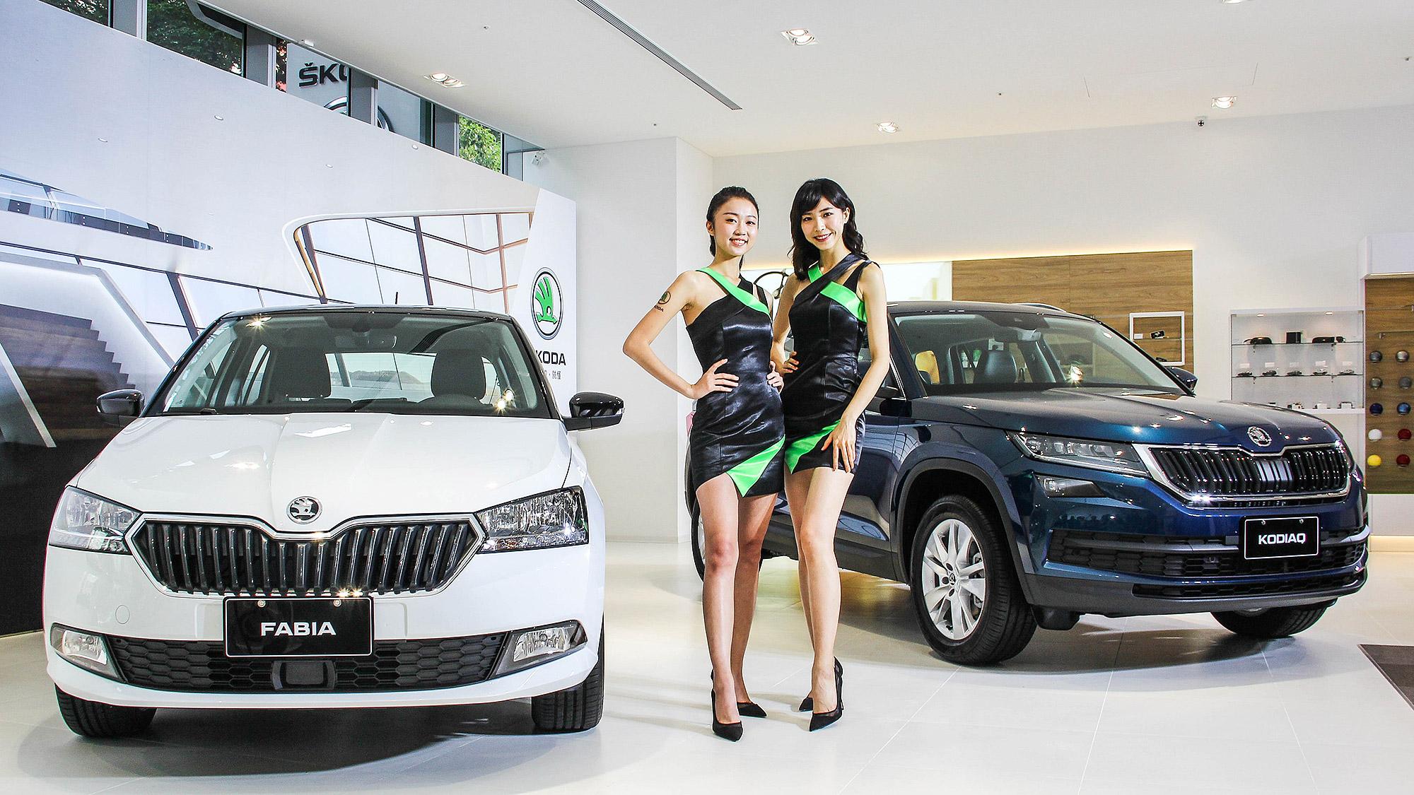 【2020 台北車展】不僅有 Scala 與 Fabia R5 , Škoda 車展還有更多驚喜