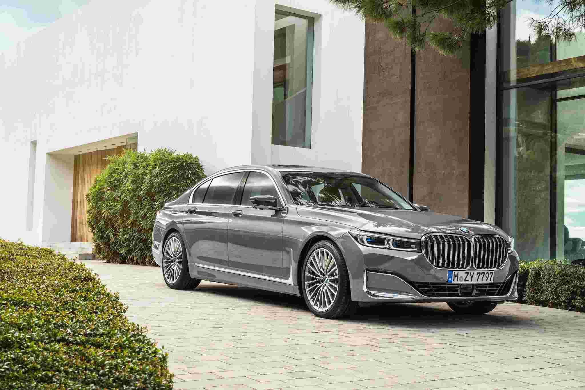 BMW 7系列 Exclusive Edition 限量百台 428 萬起