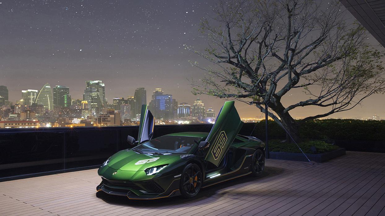 這是台灣牛!Lamborghini Aventador S Taiwan Edition 全球限量五台登場