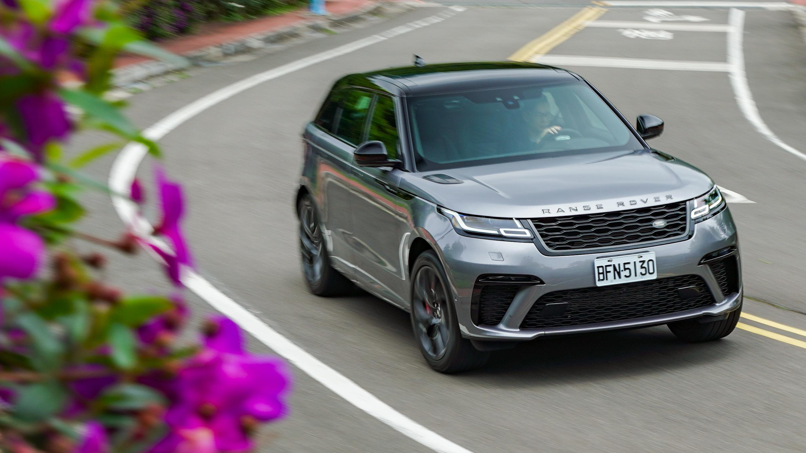 命運交響曲,Range Rover Velar SVAutobiography Dynamic Edition