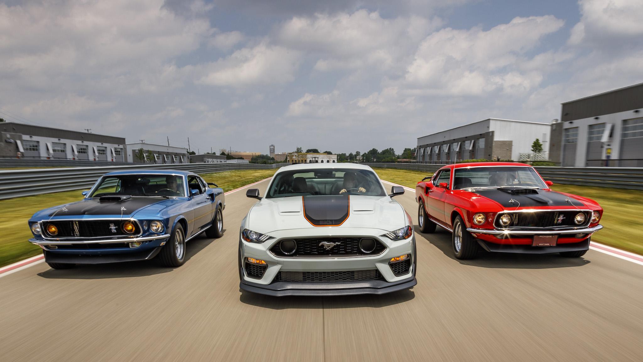 Ford Mustang 57 歲!連六年蟬聯「全球雙門跑車銷售冠軍」