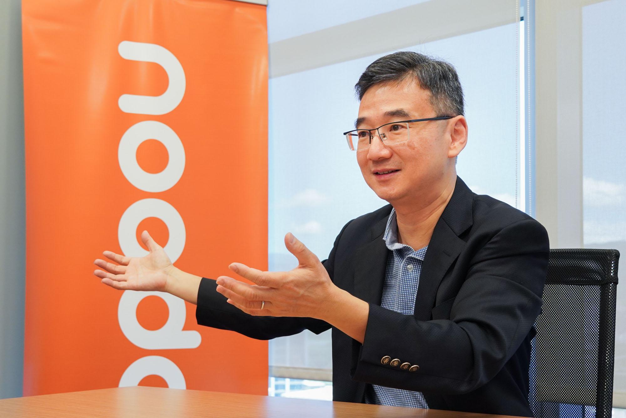 Noodoe 創辦人王景弘董事長接受【2GameSome - 有車賞】的專訪。
