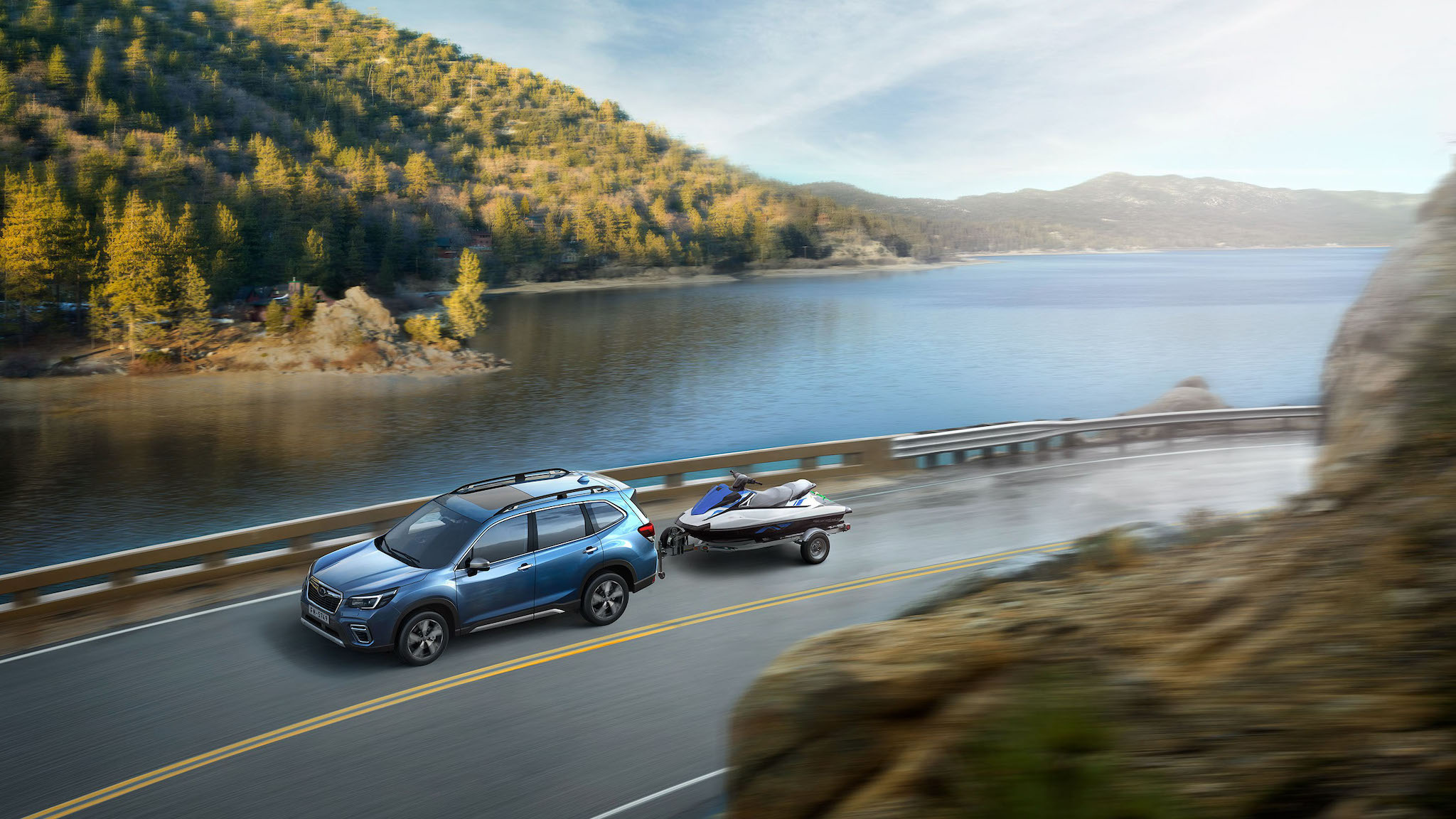21 年式 Subaru Forester / XV 105.8 萬起預售開跑