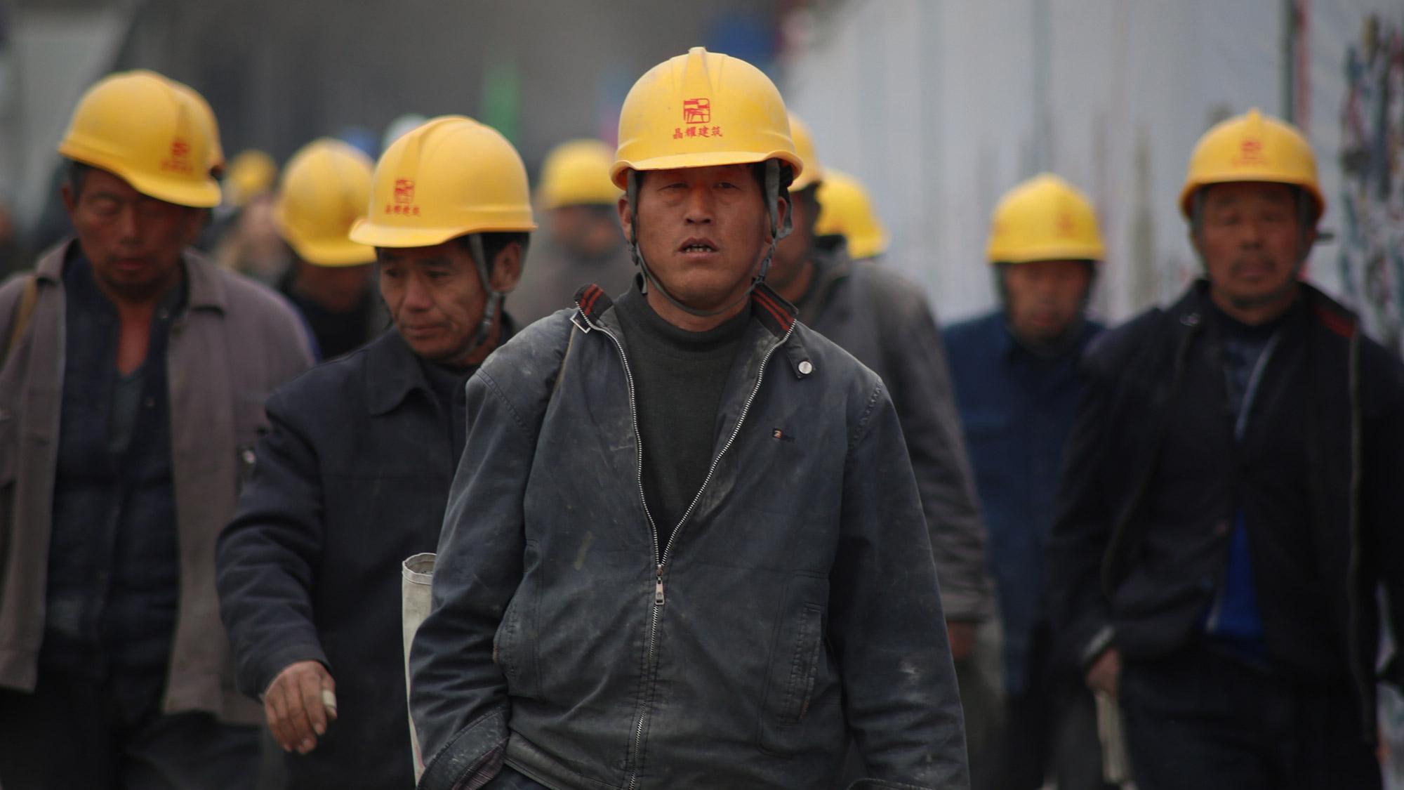 武漢肺炎疫情的延燒,導致中國多座城市採取封城的措施管制人口移動。