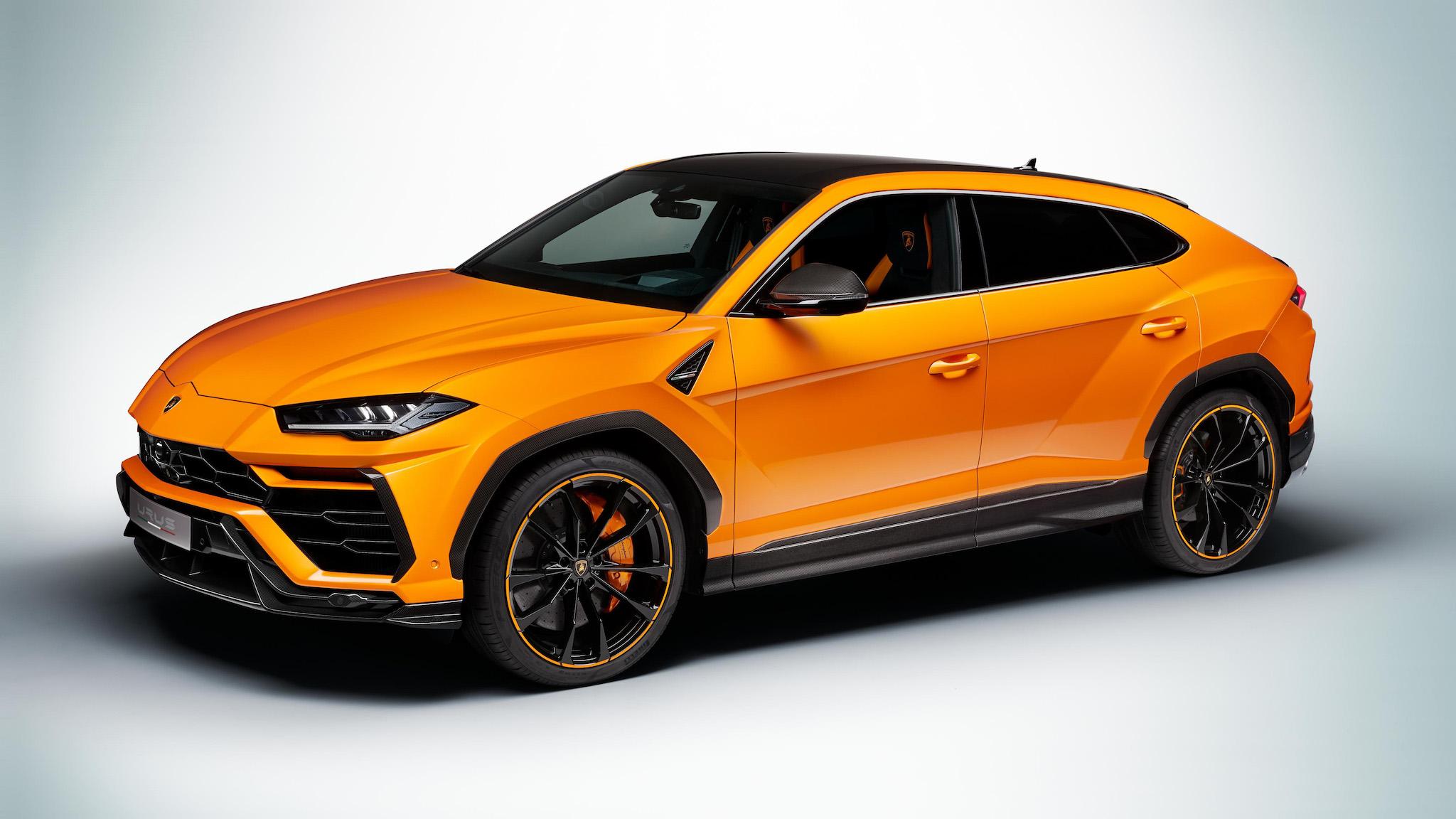 Lamborghini Urus 臻選訂製系列登台,台灣下半年開放選配