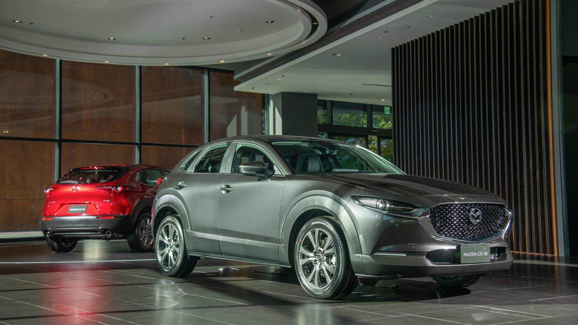 10 月底發表的 Mazda CX-30,這些重點你必須先知道!
