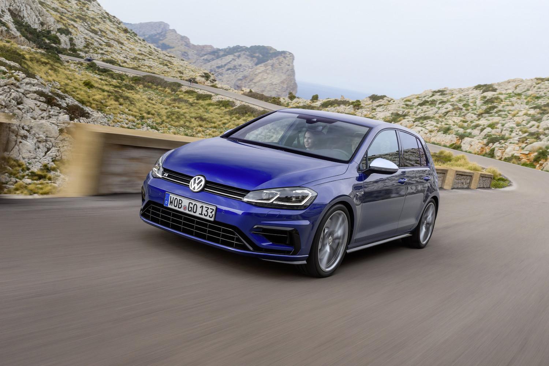 放心全油門!VW Golf GTI 榮獲 IIHS 安全評價首選