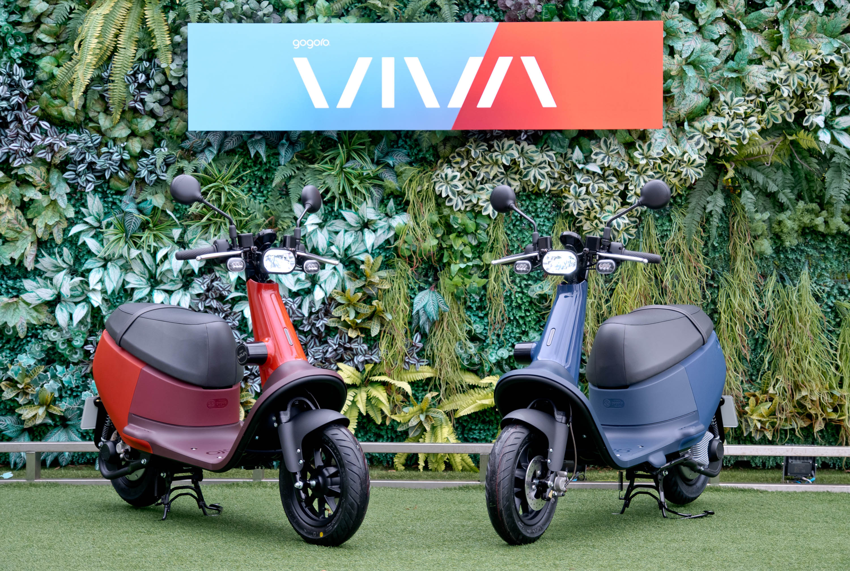 Gogoro 動作頻頻,於 4 月份再度推出 VIVI PLUS 車款。