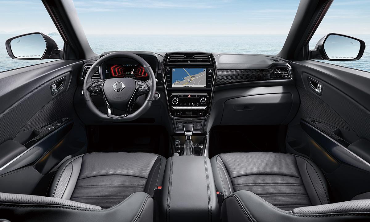 SsangYong Tivoli 小改款新增駕駛座電動 4 向腰靠、8 向調整功能,以及 Apple CarPlay 智慧型手機連結支援。