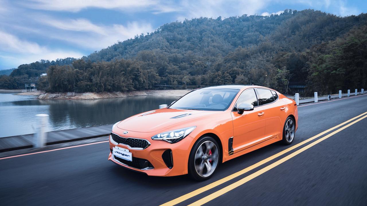 KIA 設計、品質雙贏,上半年進口車在台銷售成長逾兩成