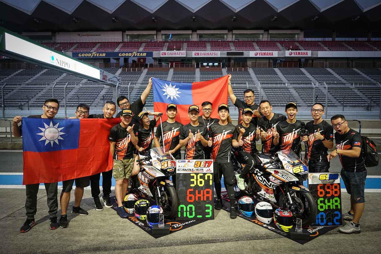 台鈴 Suzuki 贊助車隊勇奪耐力賽佳績,購車送安駕課程