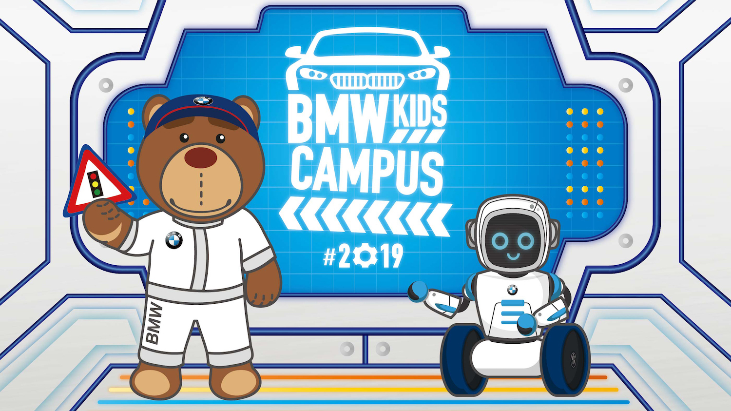 教育要趁早!「2019 BMW Kids Campus」開放報名