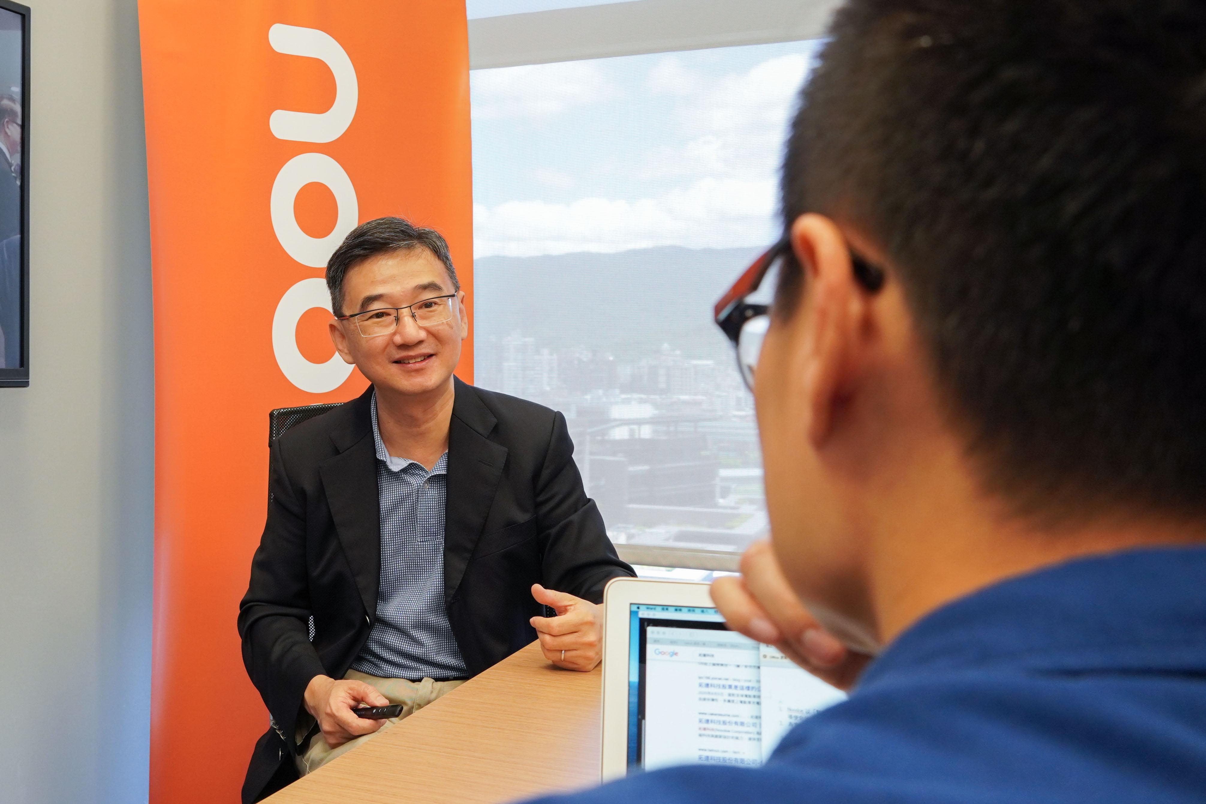 對於台灣電動車展業發展,王景弘表示相當樂觀。