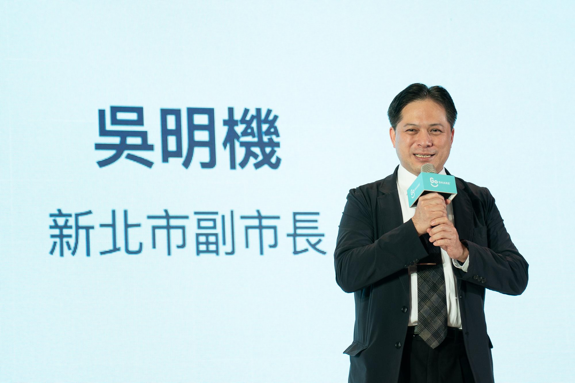 圖為新北市副市長吳明機。
