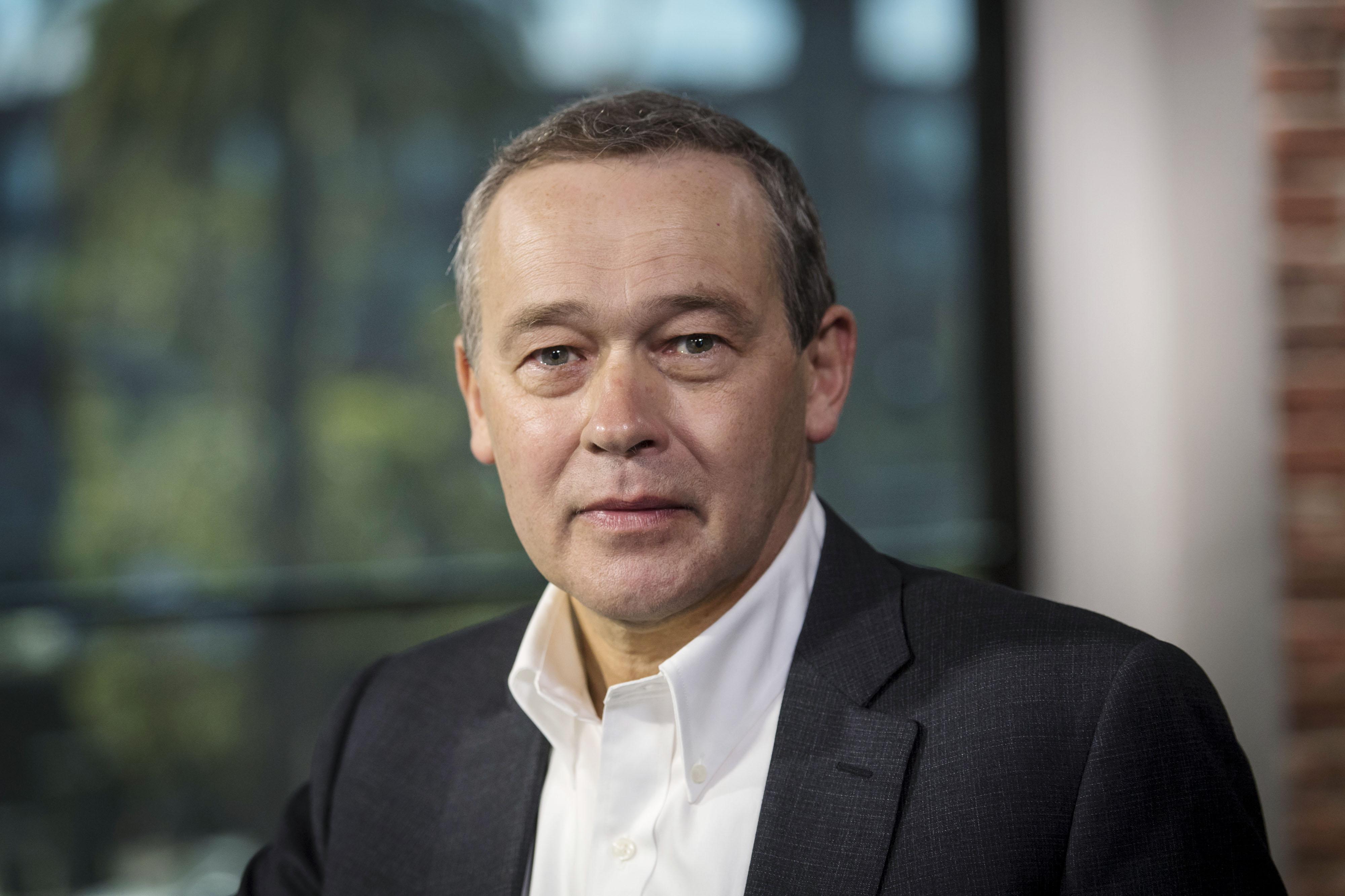 Lucid Motors 執行長暨技術長 Peter Rawlinson。