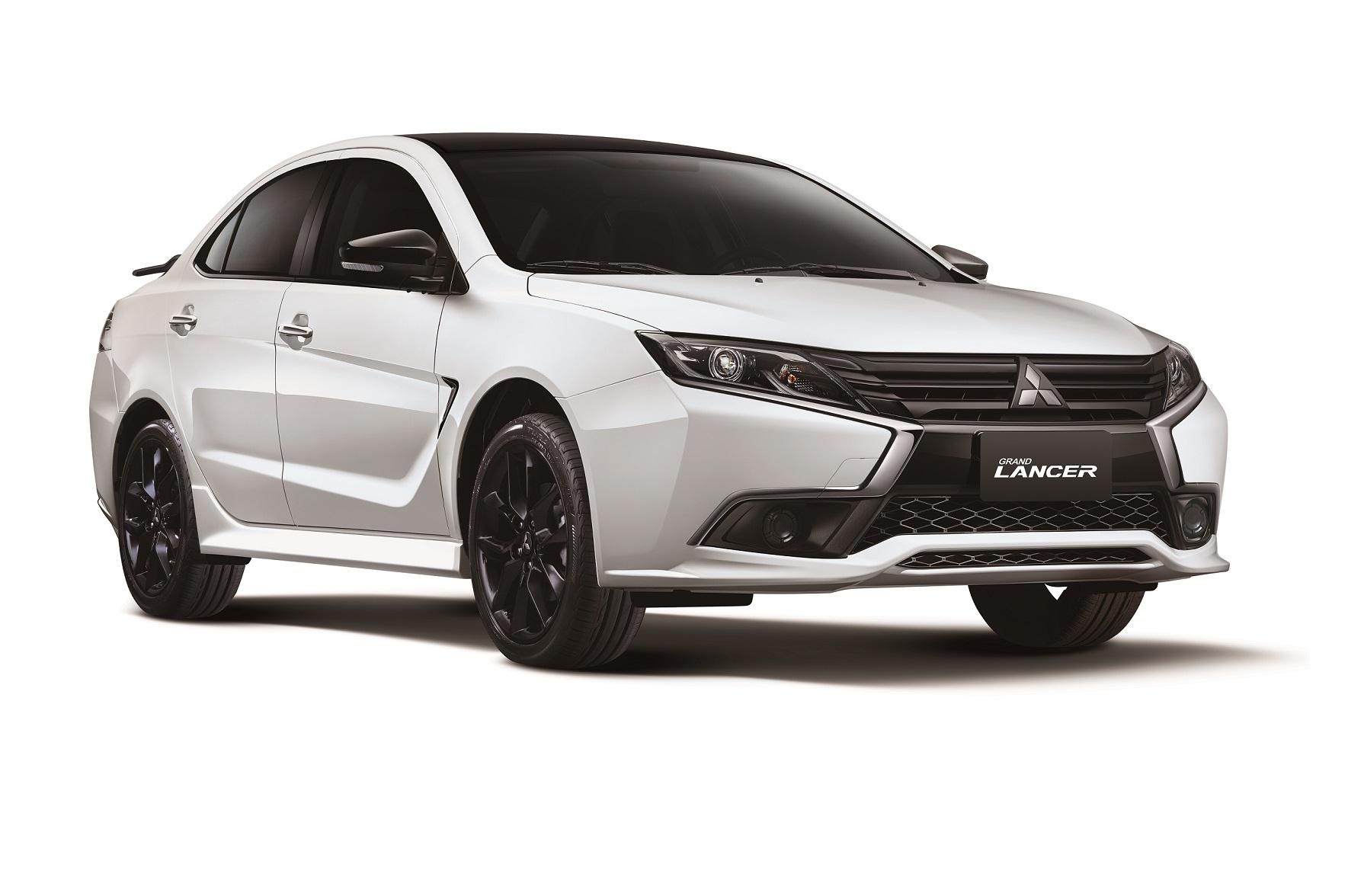 Mitsubishi Grand Lancer 本月推出 B&W 羨定版舊換新優惠只要 66.9 萬。