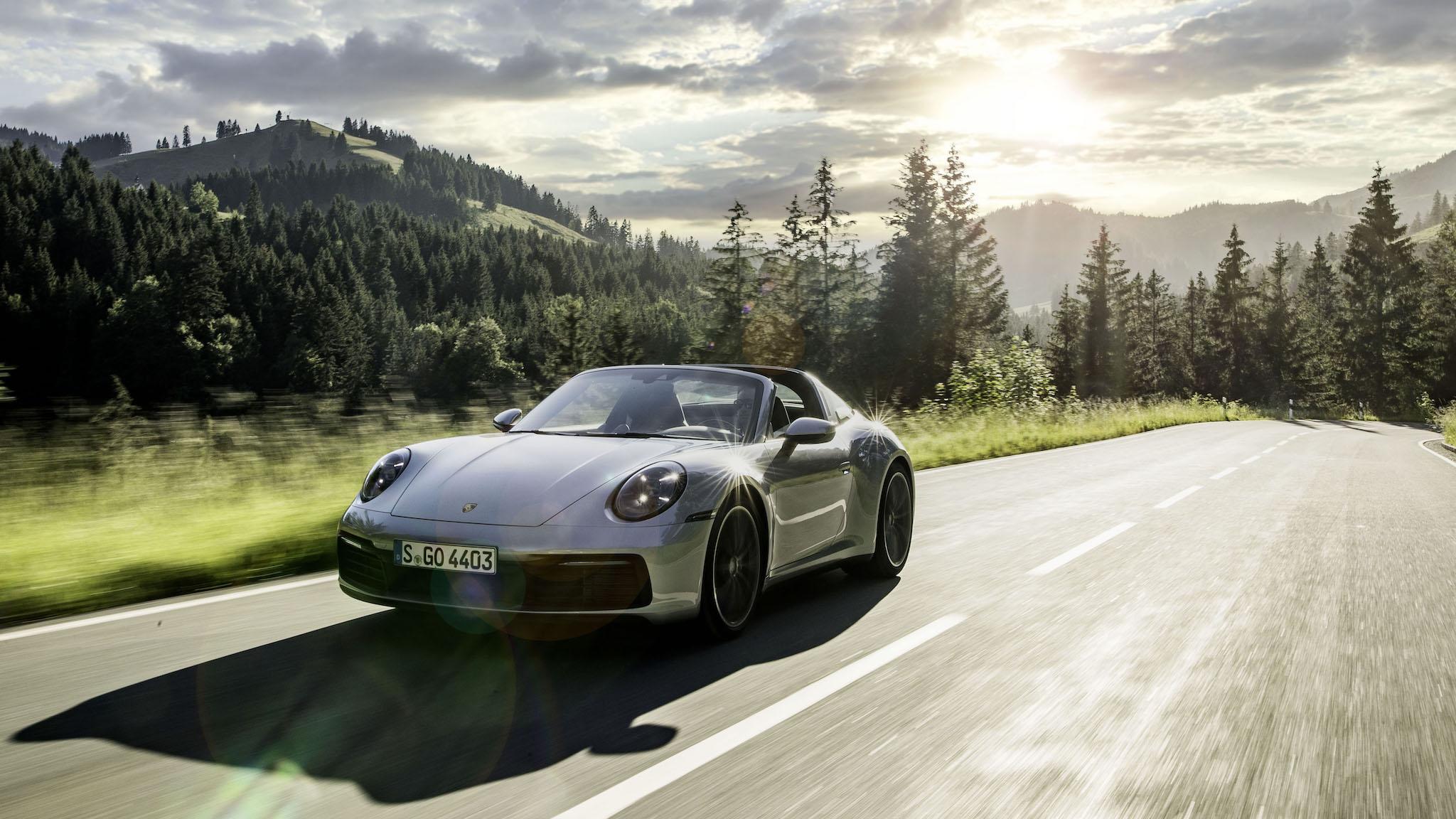Porsche上半年台灣逆勢成長,Taycan 全球繳出逾 4,000 台