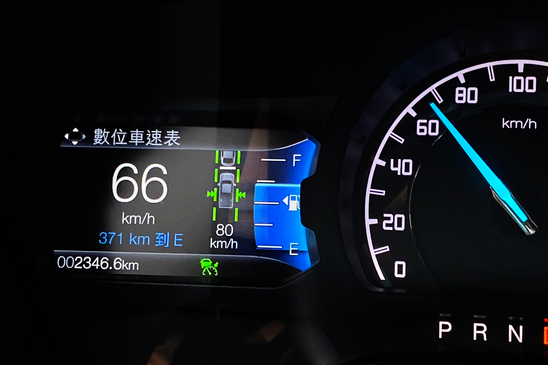 Ranger 運動型配備 ACC 主動式定速巡航系統、LDW 車道偏移警示系統以及 LKA 車道偏移輔助系統。