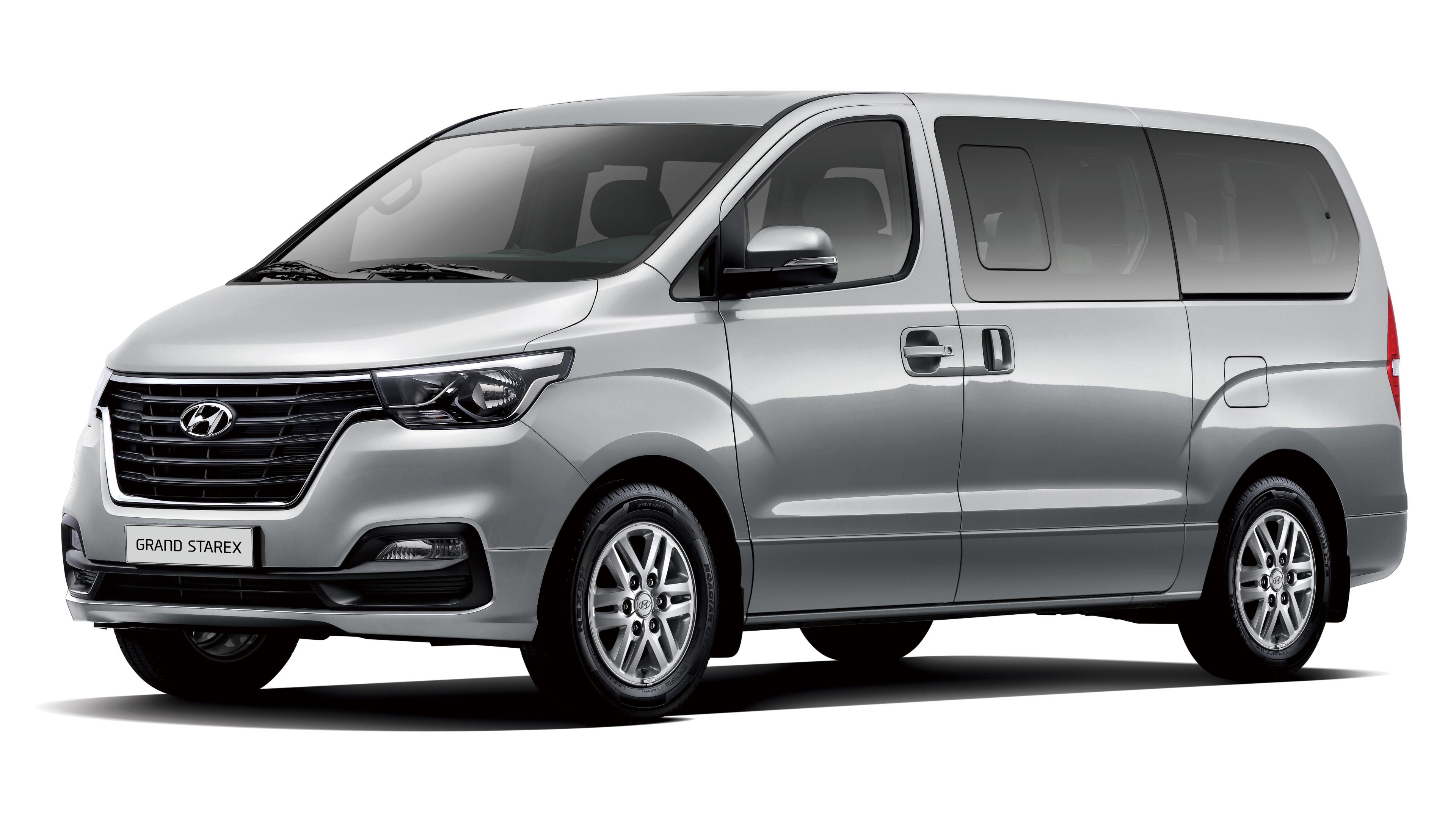 Hyundai Grand Starex 搭補助 134.8 萬元起 本月加贈 5 萬公里免費定保