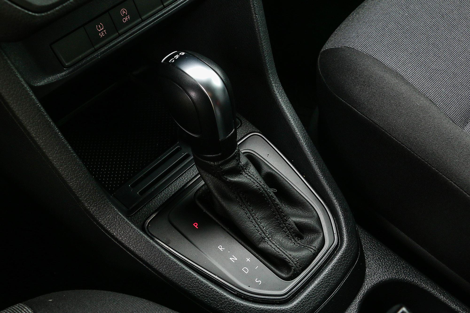 DSG 自手排車型的推出,為 Caddy Van 車系增添更多實用性。