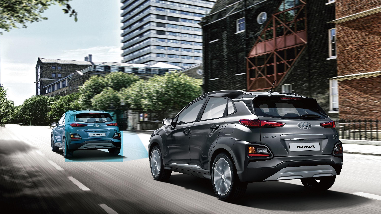 ▲ Hyundai Kona Plus 升級登場,89.9 萬就有跟車系統、車道維持