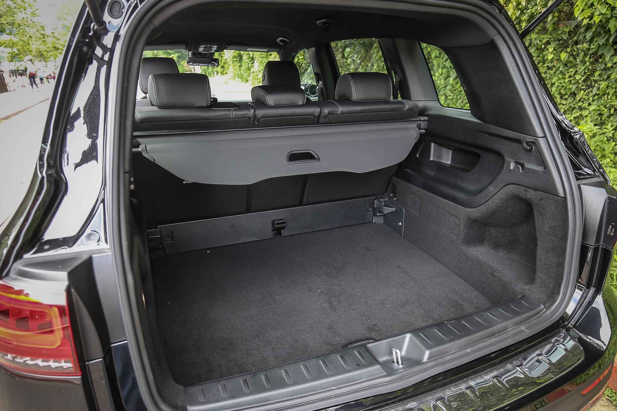 後廂底板還有兩段高度可調設計。
