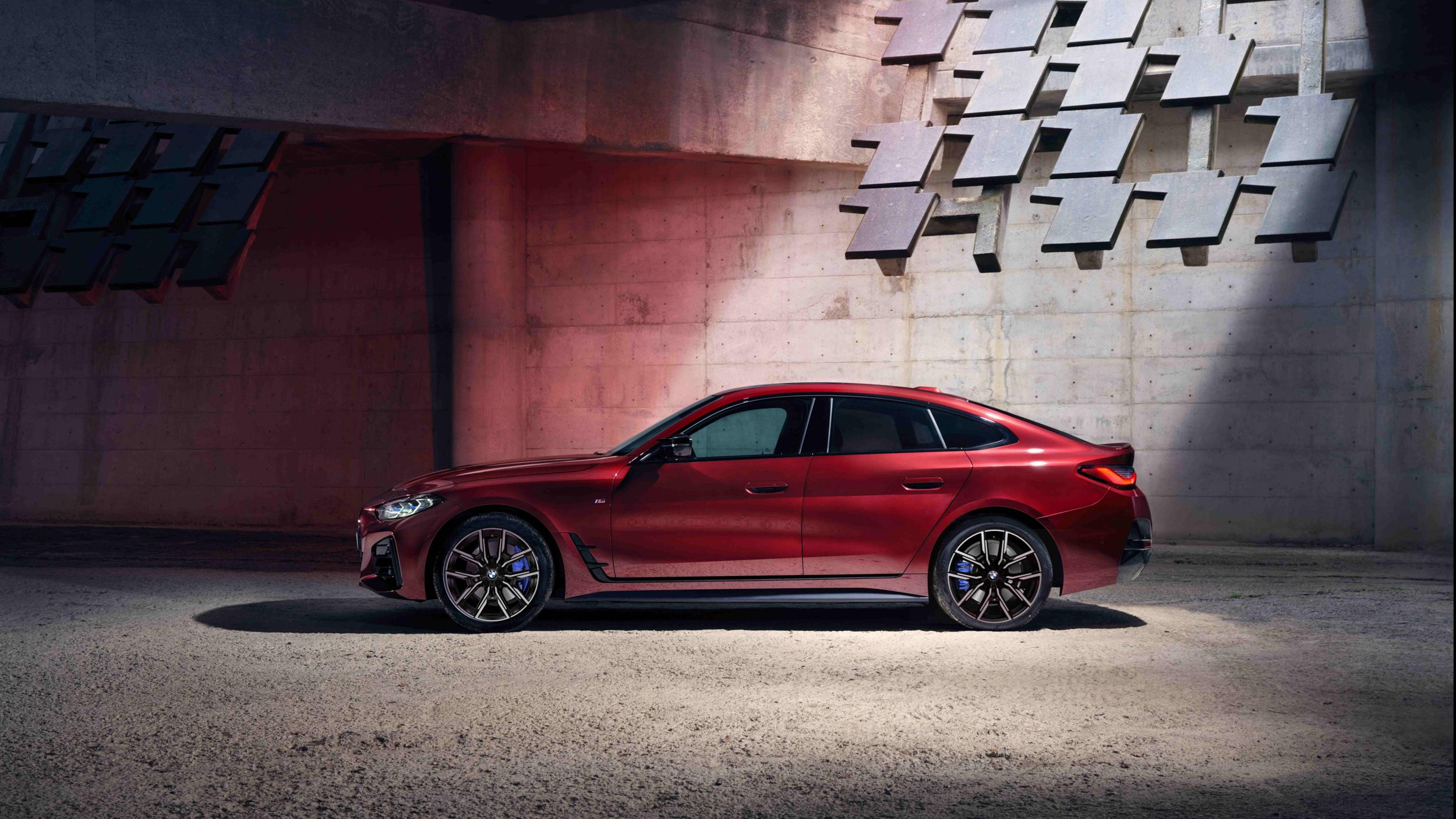 ▲ 雙車型 240 萬元起!全新 BMW 4系列Gran Coupé 正式預售