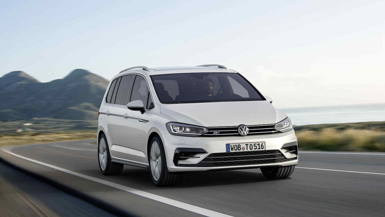 2020 年式 Volkswagen Touran 全車系標配 IQ.Drive,109.8 萬起