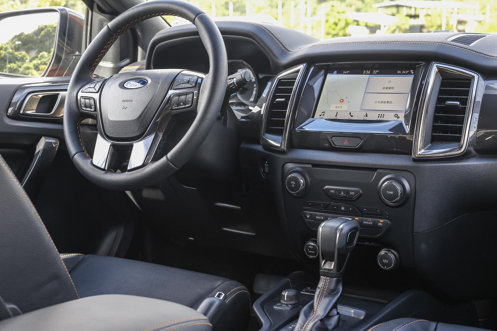 座艙內設計與先前車型相同。