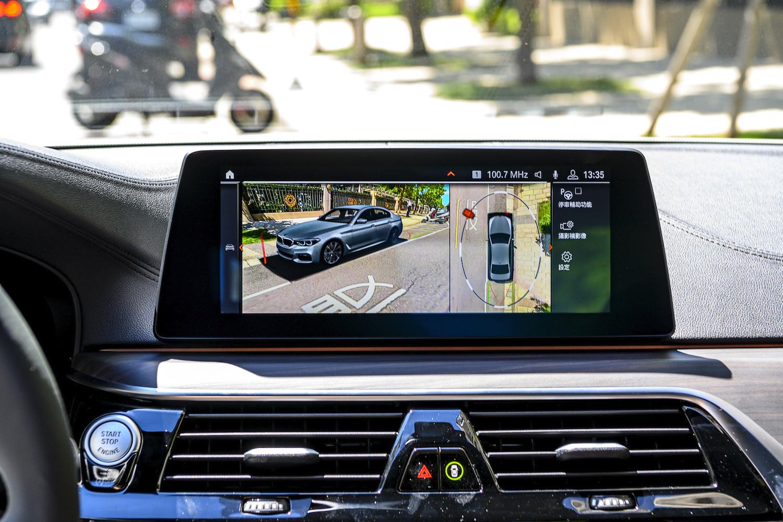 全面標配 360 度環景輔助攝影。