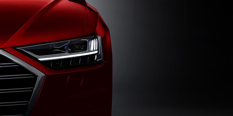 配備享半價優惠!新世代 Audi A8 四百萬內預售啟動