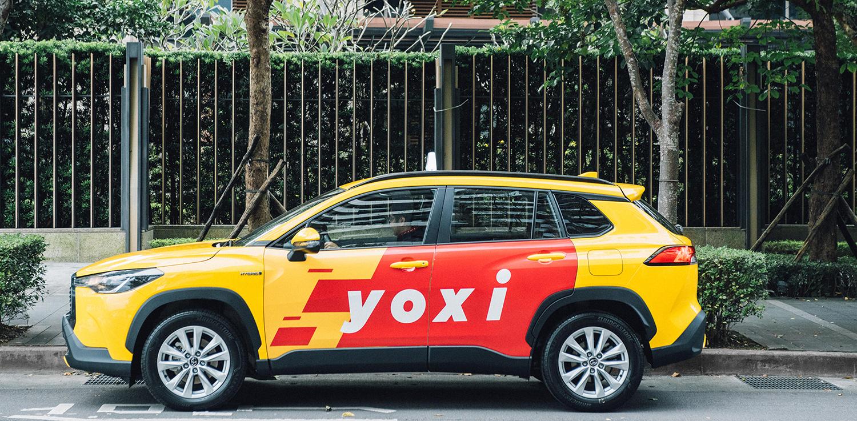yoxi 照顧司機 4 月起吸收全額信用卡手續費