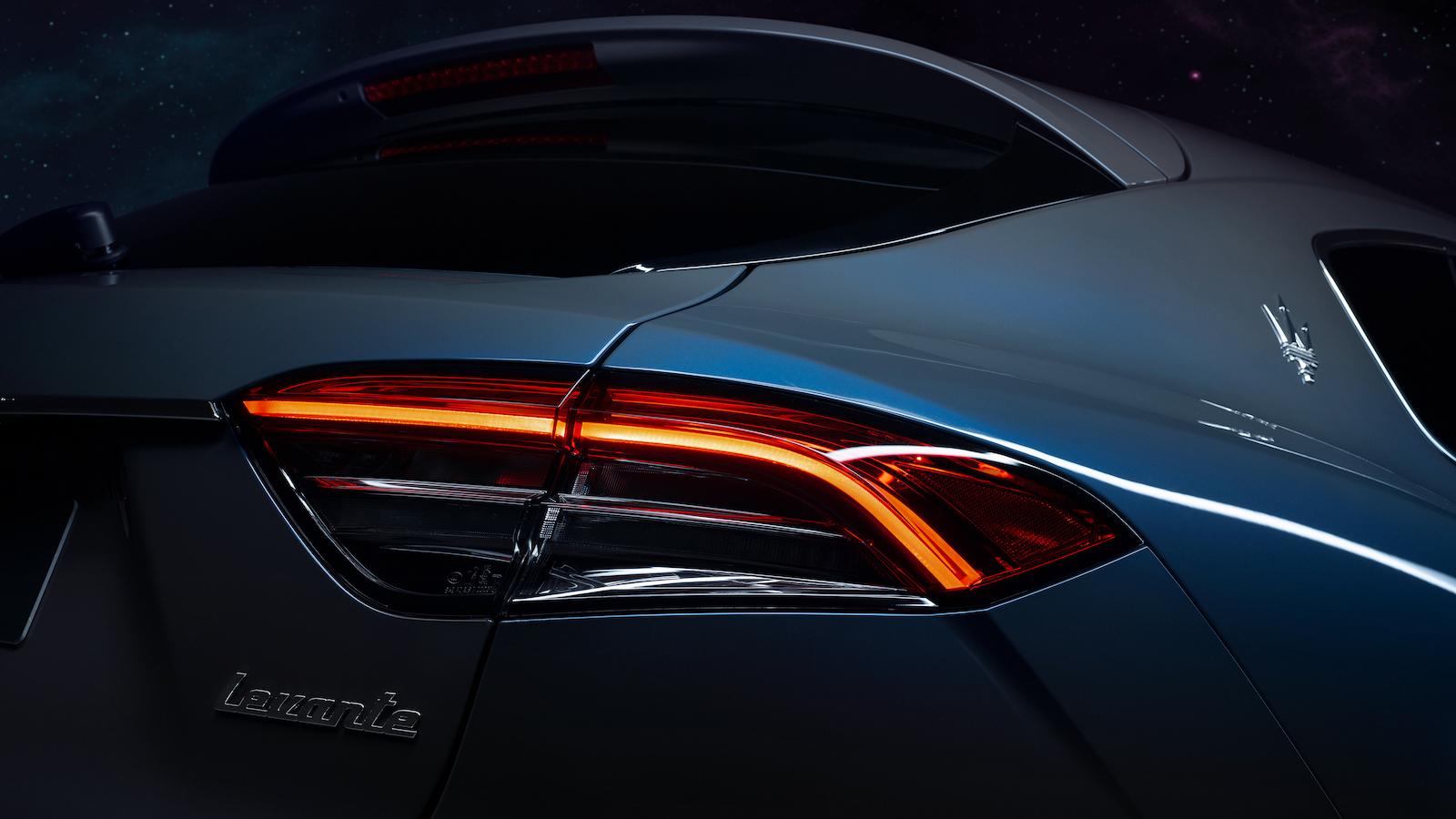 Maserati Levante 2.0 正式亮相 換裝 48V 輕油電系統