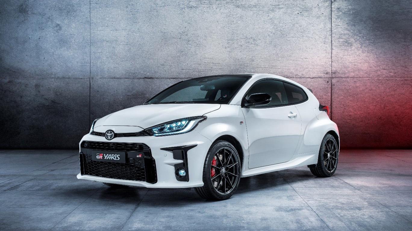 暴力鴉來了!Toyota GR Yaris 預接單價 185 萬首批釋出 30 台